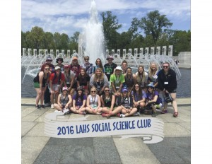 2016 Social Science Members in Washington DC